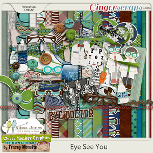 Eye See You by Clever Monkey Graphics and Alissa Jones