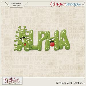 Life Gone Viral Alphabet
