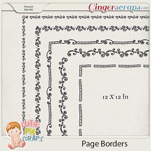Antique Page Borders-02