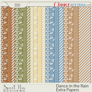Dance in the Rain Extra Papers