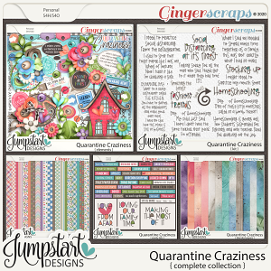 Quarantine Craziness {Complete Collection} by Jumpstart Designs