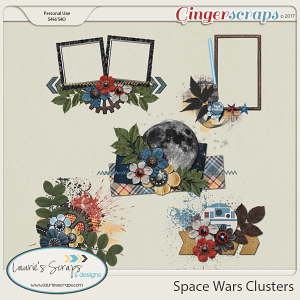 Space Wars Clusters