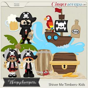 Shiver Me Timbers- Kids