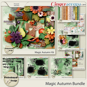Magic Autumn Bundle