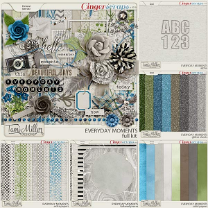 Everyday Moments Bundle by Tami Miller Designs
