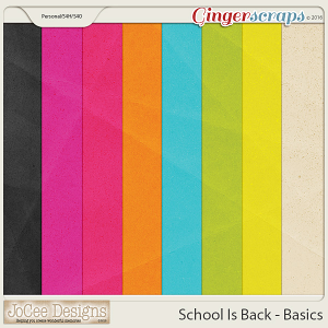 School Is Back Basic Papers