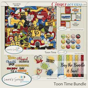 Toon Time Bundle