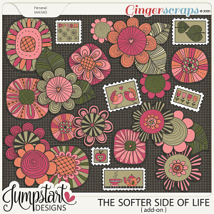 The Softer Side of Life {Add-On} by Jumpstart Designs