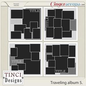 Traveling album 5.