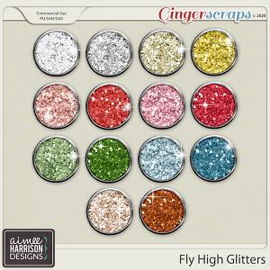 Fly High Glitters by Aimee Harrison