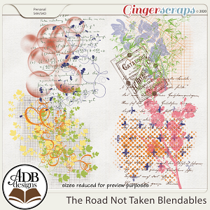 The Road Not Taken Blendables by ADB Designs