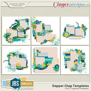 Dapper Chap Templates by JB Studio