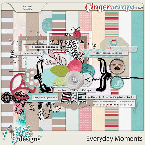 Everyday Moments by Angelle Designs