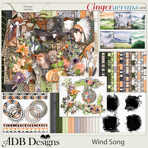 Wind Song Bundle by ADB Designs