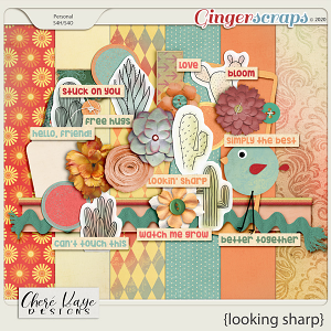 Looking Sharp Mini by Chere Kaye Designs