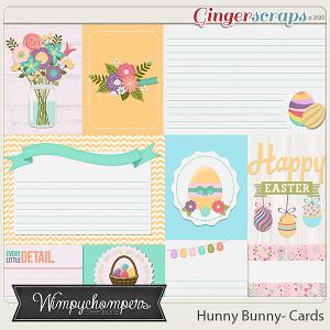 Hunny Bunny Cards