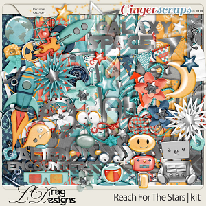 Reach For The Stars by LDrag Designs