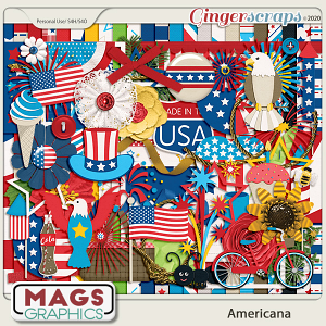 Americana KIT by MagsGraphics