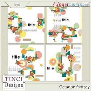 Octagon fantasy