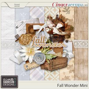 Fall Wonder Mini Kit by Aimee Harrison