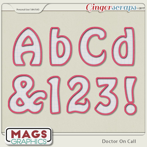 Doctor On Call ALPHA by MagsGraphics