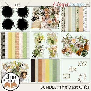 The Best Gifts Bundle by ADB Designs