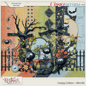 Creepy Critters Mini Kit
