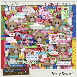 Berry Sweet by BoomersGirl Designs