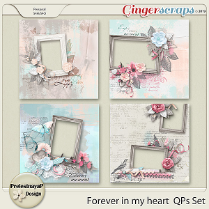 Forever in my heart QPs Set