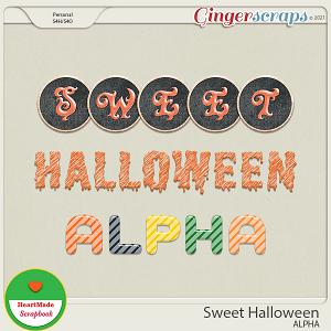 Sweet Halloween - alpha