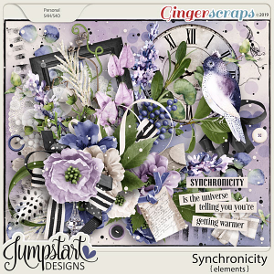 Synchronicity {Elements} by Jumpstart Designs