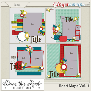 Road Maps | Vol. 1