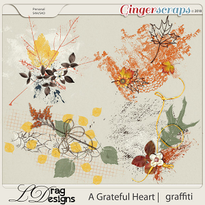 A Grateful Heart: Graffiti by LDragDesigns