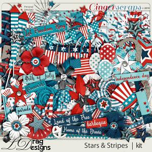 Stars & Stripes by LDragDesigns