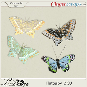 Flutterby 2 CU by LDragDesigns