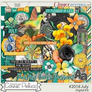 #2018 July - Kit by Connie Prince