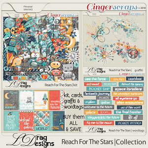 Reach For The Stars: The Collection by LDrag Designs