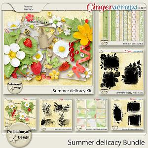 Summer delicacy Bundle