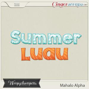 Mahalo Cards Alpha
