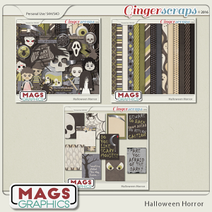 Halloween Horror BUNDLE by MagsGraphics