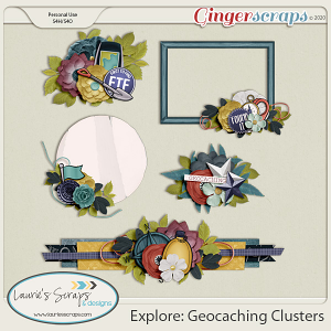 Explore: Geocaching Clusters