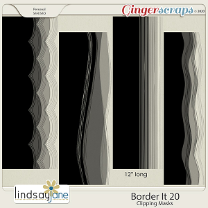 Border It 20 by Lindsay Jane