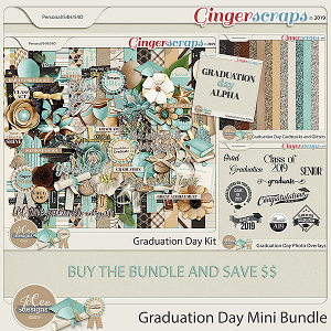 Graduation Day Mini Bundle by JoCee Designs