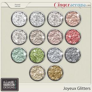 Joyeux Glitters by Aimee Harrison