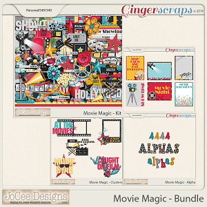 Movie Magic - Bundle