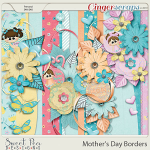 Mother's Day Borders