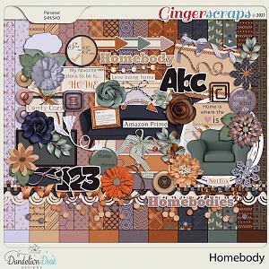 Homebody by Dandelion Dust Designs