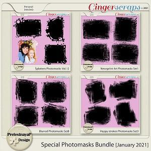 Special Photomasks Bundle [January 2021]