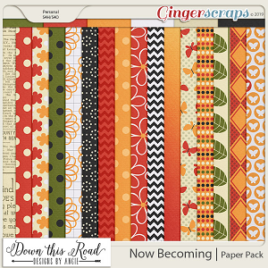 Now Becoming | Paper Pack