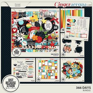 366 Days Bundle by JB Studio